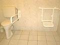 Bezbarierová koupelna pokoj č.3